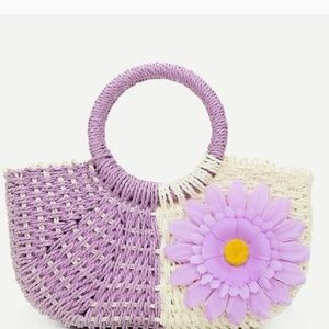 Other - Woven Girls Purse